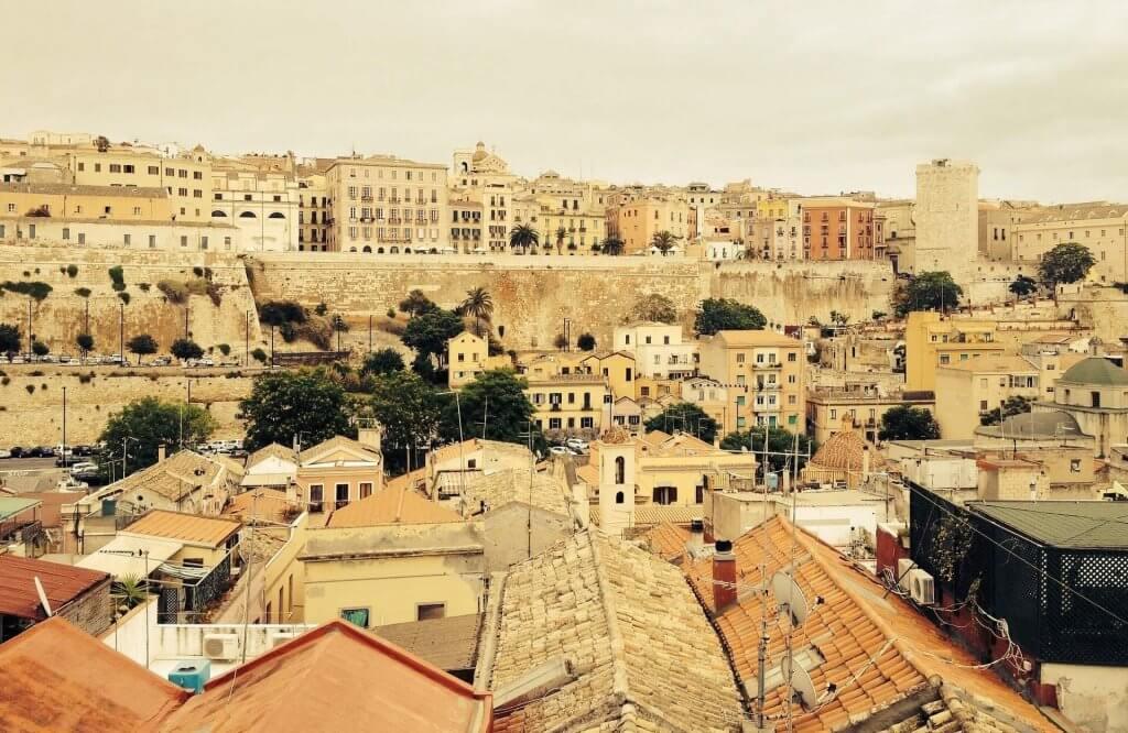 Cagliari Sardinie