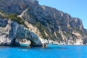 Natuur Orosei Sardinie