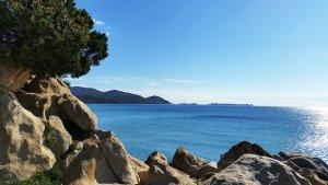Villasimius strand